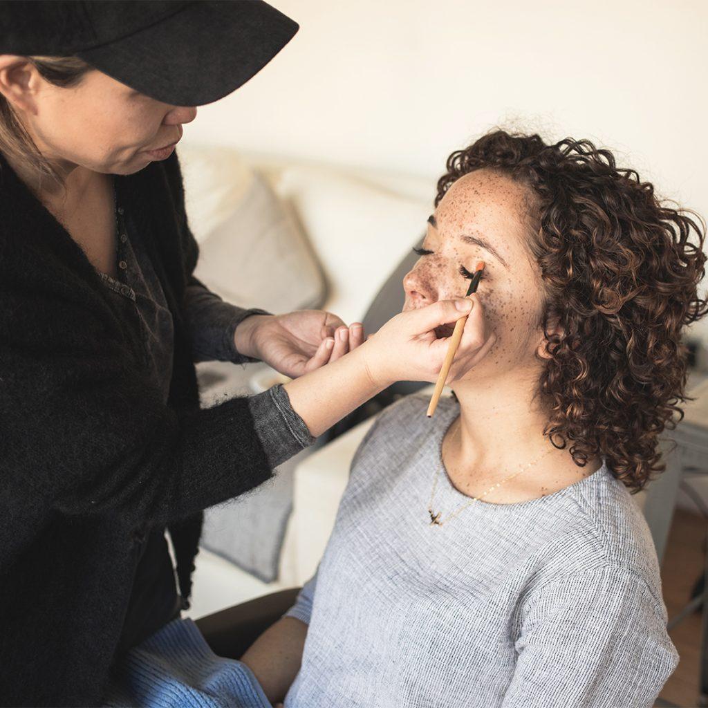 Jaanuu Scrubs, Brand Ambassadors, Makeup