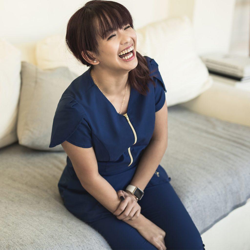 Jaanuu Ambassadors, Ingrid Fianza, Registered Nurse