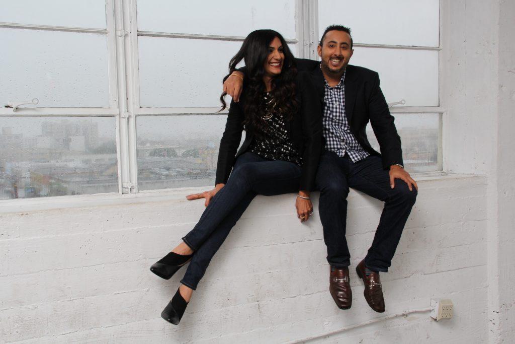 Jaanuu Co-Founders Neela Sethi Young and Shaan Sethi