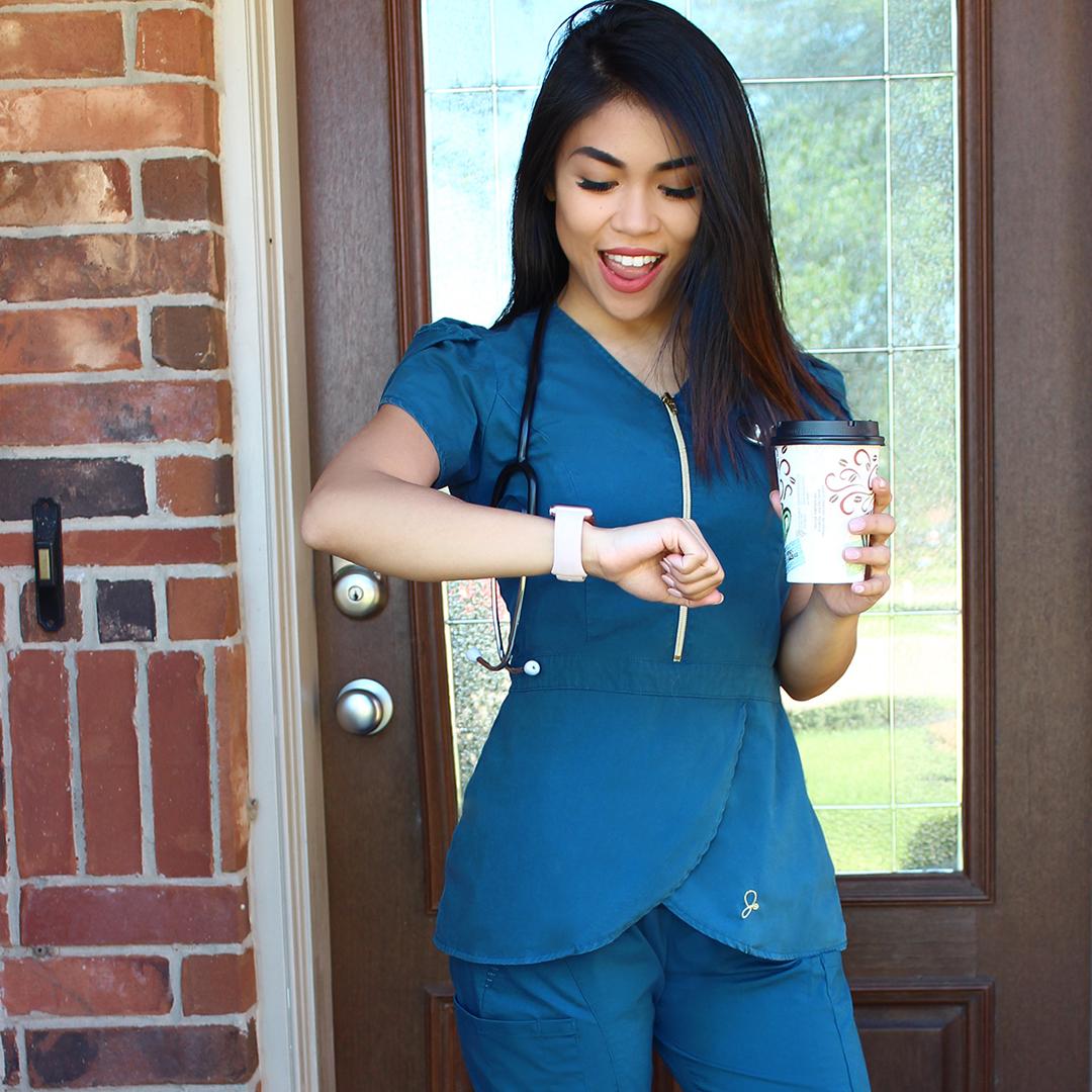 RN, BSN, Nursing, Jaanuu Scrubs