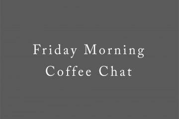 Jaanuu, Medical Apparel, Friday Morning Coffee Chat