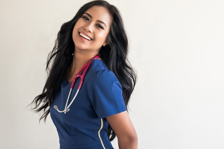 Jaanuu Brand Ambassador, Contemporary Medical Scrubs