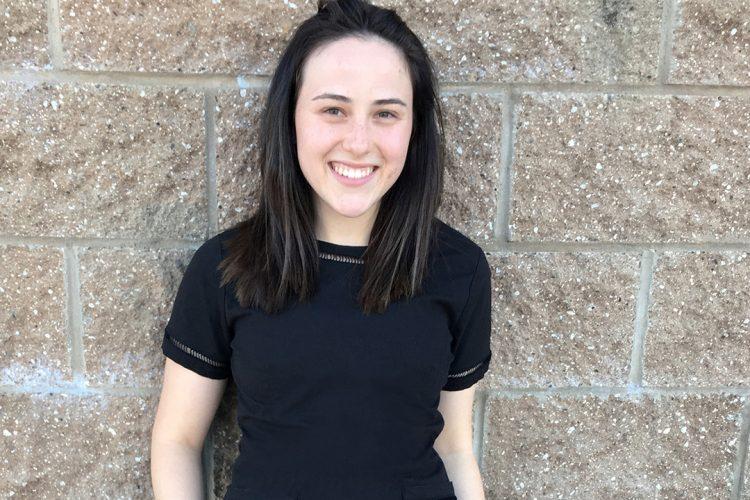 Michaela Bogert, Nursing Student, Jaanuu Scrubs, Healthy Living