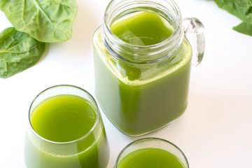 Green juice image sourced from Simple Vegan.