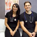 Everyday Superheroes: </br> Melody and Anthony, PA-Cs